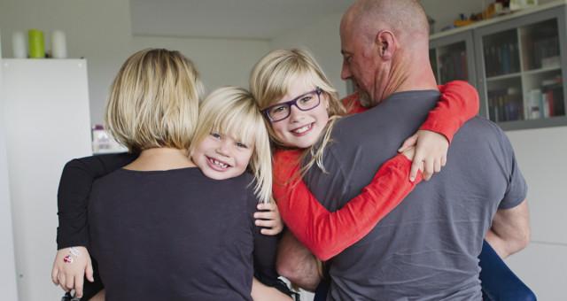 Home sweet home @ familie Schep Vlissingen