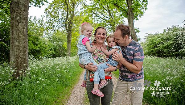 Fotoreportage gezin in Oostkapelle Zeeland