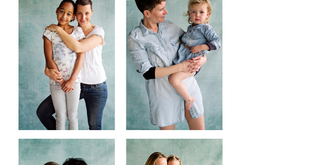 Gezamenlijke passie - serie moeders en dochters